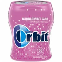 Orbit Bubblemint Sugarfree Gum