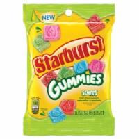 Starburst Sour Gummies - 5.8 oz