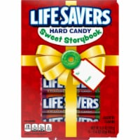 LIFE SAVERS 5 Flavor Hard Candy Holiday Candy Storybook Christmas Stocking Stuffers