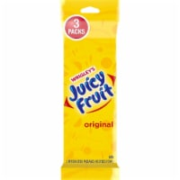 Juicy Fruit Original Bubble Gum