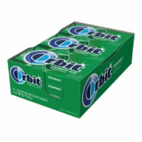 Orbit Spearmint Gum (12 Pack)