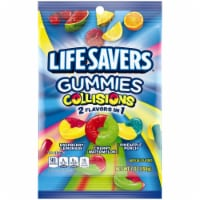 Life Savers Collisions Gummies Candy