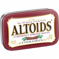 ALTOIDS Cinnamon Breath Mints Hard Candy