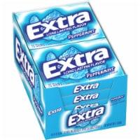 Wrigley's Extra Peppermint Sugarfree Gum