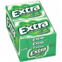 Wrigley's Extra Spearmint Sugarfree Gum