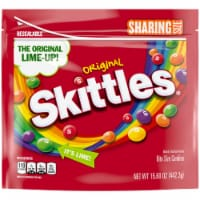 SKITTLES Original Fruity Candy 15.6-Ounce Sharing Size Bag