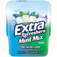 Extra Refreshers Mint Mix Sugarfree Gum