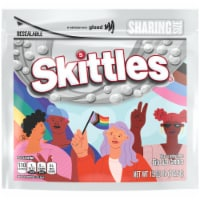 Skittles Original Chewy Candy Limited Edition Pride Pack Sharing Size Bag