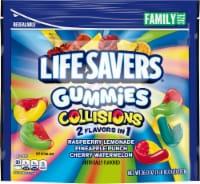 Life Savers® Collisions Gummies Family Size Pouch - 26 oz