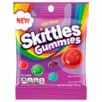 Skittles Wild Berry Gummy Candy Bag - 5.8 oz