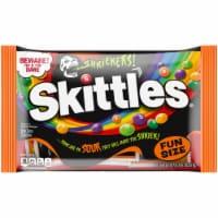 Skittles® Shriekers Sour Fun Size Halloween Candy - 10.72 oz