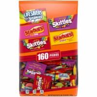 Mars Mixed Sugar Assorted Halloween Candy - 160 ct