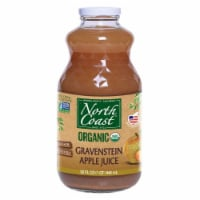 North Coast Organic Gravenstein Apple Juice