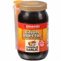 Zatarain's Cajun Injector Creole Garlic Injectable Marinade - 16 fl oz