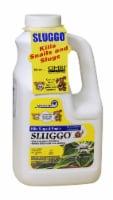 Monterey Sluggo 5 Lb. Ready To Use Granules Organic Slug & Snail Killer LG6530