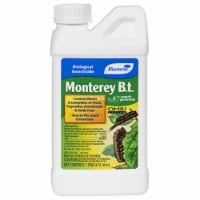 Monterey B.t. Organic Liquid Concentrate Insect Killer 1 pt. - Case Of: 1;