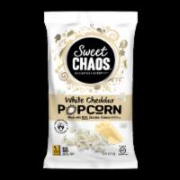 Sweet Chaos® Popcorn - White Cheddar - 6 oz