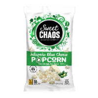 Sweet Chaos Jalapeno Blue Cheese Popcorn - 6 oz