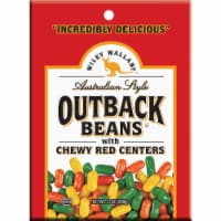 Wiley Wallaby Australian Style Outback Beans with Red Centers Chewy Candy 10 oz. - 10 Oz.