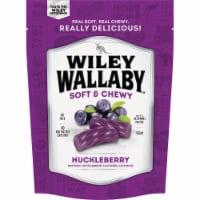 Wiley Wallaby Huckleberry Liquorice 10 Oz. Candy 122025