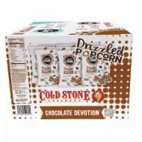 Sweet Chaos Cold Stone Drizzled Popcorn Variety Pack, 1.5 Ounce (10 Count) - 1 unit