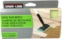 Shur-Line® White Deck Pad Refill - 7 in