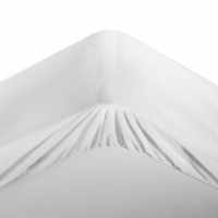Rest Right Waterproof Mattress Protector - White