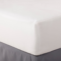 Rest Right Temperature Balancing Mattress Protector - White - King