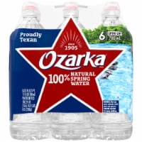 Ozarka 100% Natural Spring Water