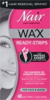 Nair Wax Ready Strips for Face & Bikini