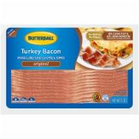 Butterball Original Turkey Bacon - 12 oz