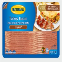 Butterball Fully Cooked Original Turkey Bacon