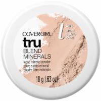 CoverGirl Tru Blend Minerals 405 Light Mineral Powder