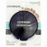 CoverGirl CG Smoothers Translucent  Medium Pressed Powder