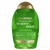 OGX Extra Strength Refreshing Scalp + Teatree Mint Shampoo