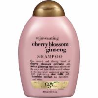 Ogx Rejuvenating Cherry Blossom Ginseng Shampoo - 13 fl oz
