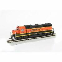 Bachmann BAC63532 HO Scale Burlington Northern Santa Fe GP40 Diesel Locomotive No.3012 Model - 1