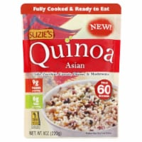 Suzie's Asian Quinoa