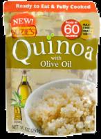 Suzie's Quinoa with Olive Oil