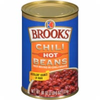 Brooks Hot Red Chili Beans