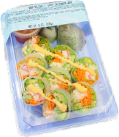 Afc Delight Sushi Wrap