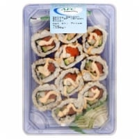 AFC Spicy Salmon Roll with Brown Rice