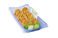 Advanced Fresh Concepts Spicy Grilled Salmon Roll