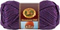Lion Brand Hometown USA Portland Wine Yarn - 1 ct