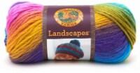 Lion Brand Landscapes Yarn - Boardwalk - 1 ct