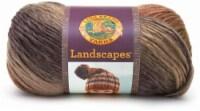 Lion Brand Landscapes Yarn - Sand Dune - 1 ct