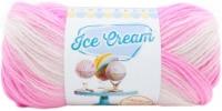 Lion Brand Ice Cream Yarn-Birthday Cake - 1