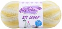 Lion Brand Ice Cream Big Scoop Yarn-Lemon Meringue - 1