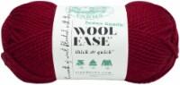 Lion Brand Wool-Ease Thick & Quick Bonus Bundle Yarn-Cranberry - 1