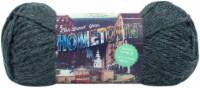 Lion Brand Hometown Bonus Bundle Yarn-Chicago Charcoal - 1